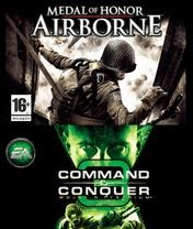 2 in 1: Command & Conquer and Medal Of Honor Airborne