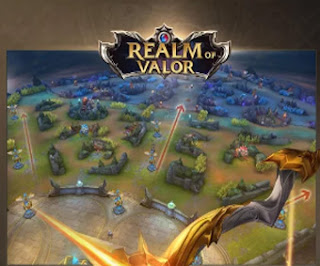 Game Realm Of Valor Apk terbaru For Android