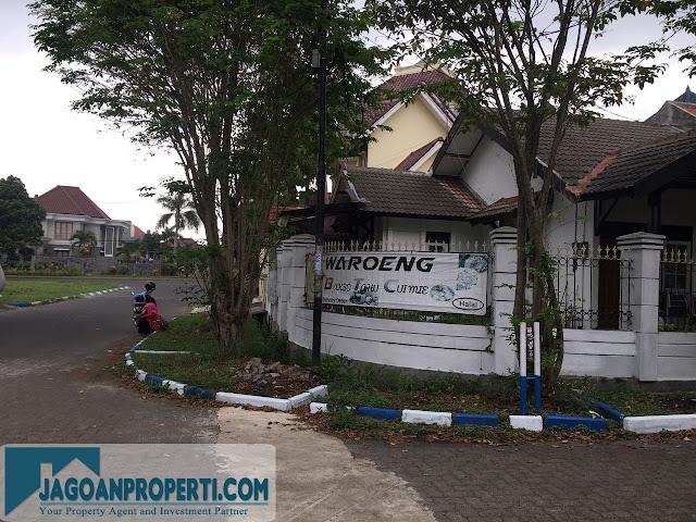Rumah dijual murah di Araya Malang