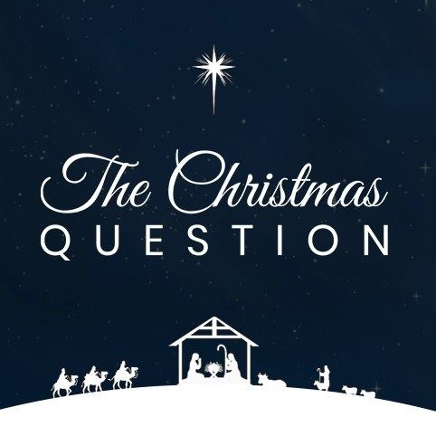 Giveaway of The Christmas Question!