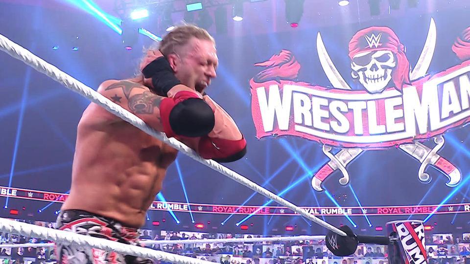 Edge vence a 30-Man Royal Rumble Match pela segunda vez na história