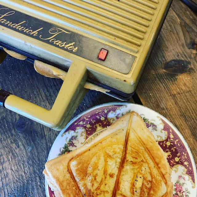 vintage sandwich toaster