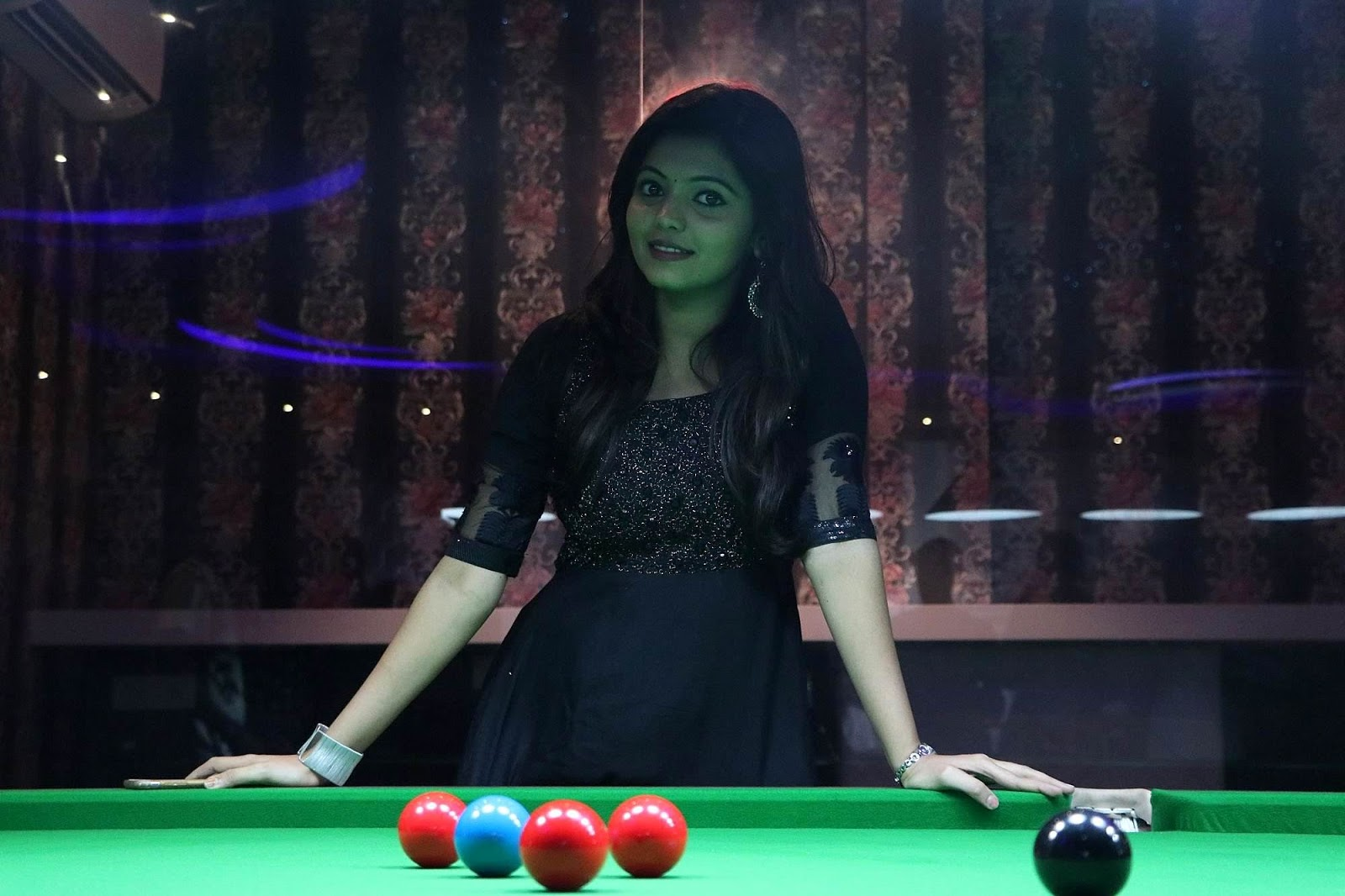 Athulya Ravi at 'CAFINO The Game Yard' Event