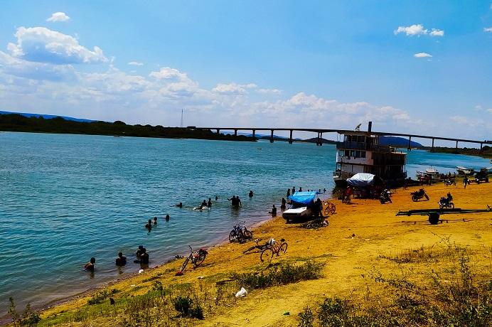 Rio São Francisco: mais um afogamento é registado neste final semana na região de Bom Jesus da Lapa