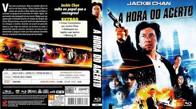 Filme A Hora do Acerto (Xin jing cha gu shi / New Police Story) DVD Capa