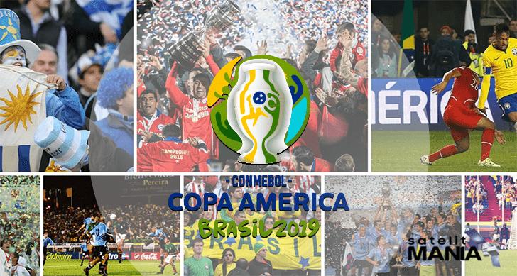Jadwal Lengkap Siaran Langsung Copa America 2019 Brasil