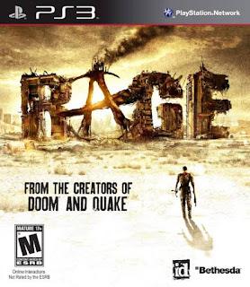 Rage PS3 Torrent