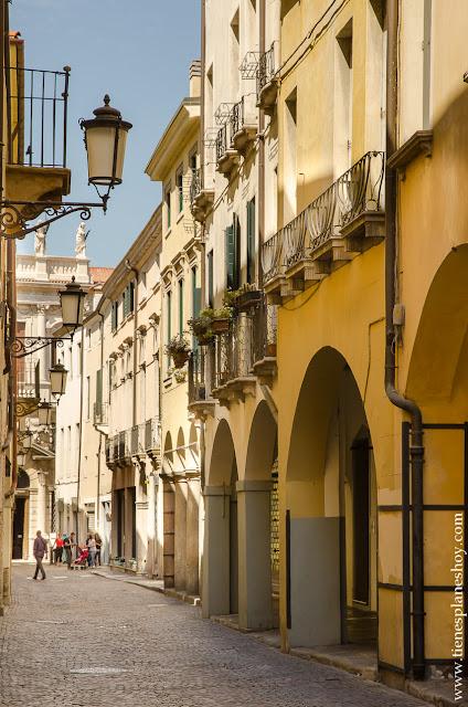 Padua que visitar viaje a Italia norte 15 dias