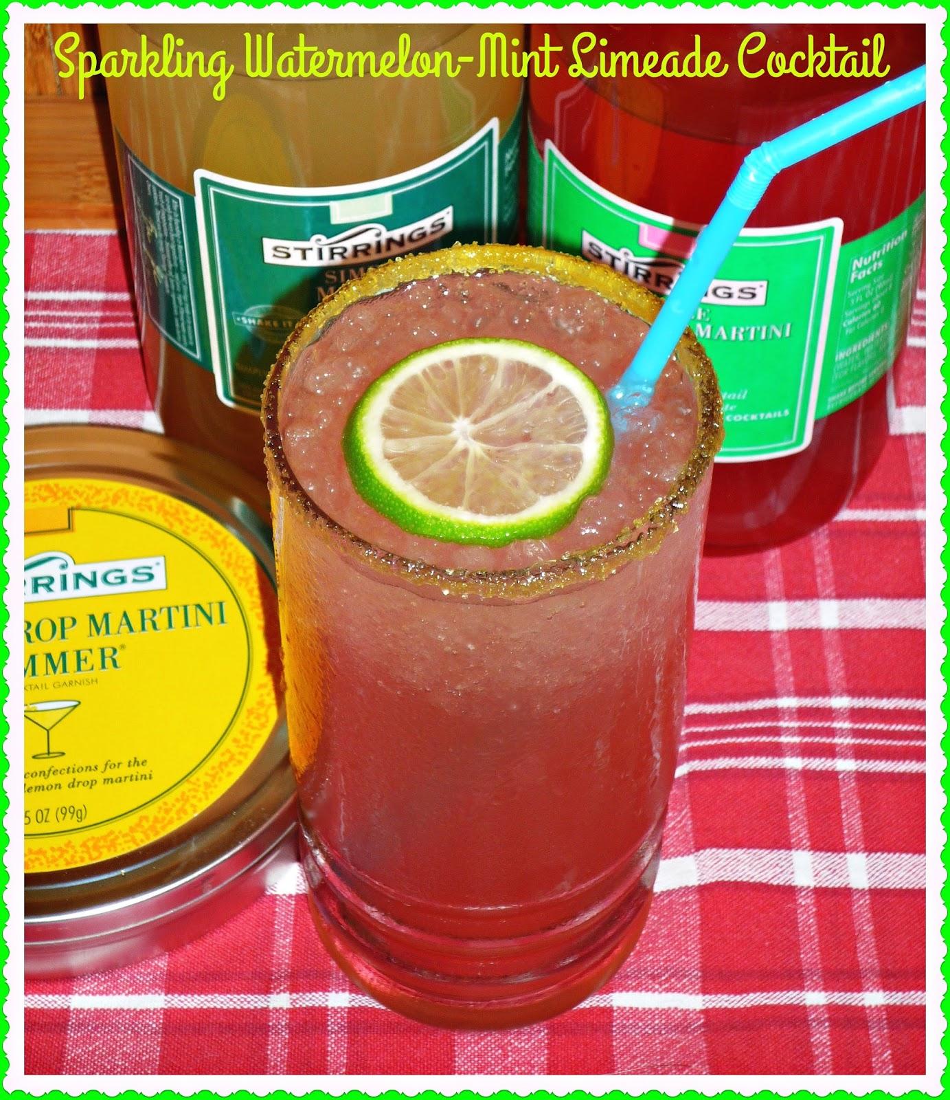 The Weekend Gourmet: Stirrings Blogger Recipe Challenge ...