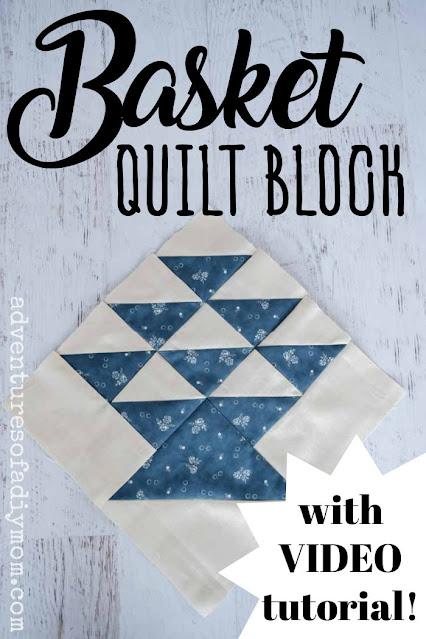 basket quilt block