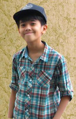 Foto Iqbal Coboy Junior Terbaru 2012