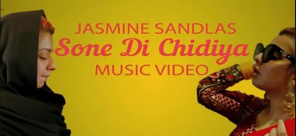 Sone Di Chidiya Lyrics   Jasmine Sandlas   Rosleen Sandlas