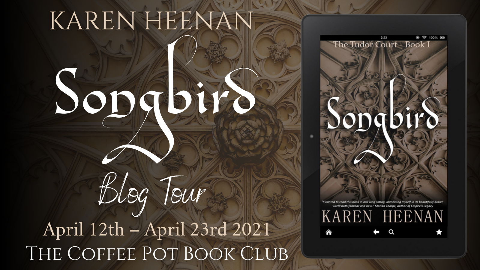 CURRENT BLOG TOUR