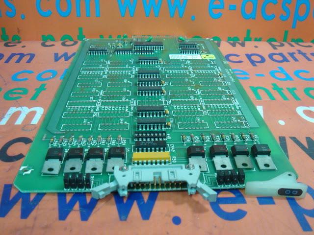 FISHER ROSEMOUNT DM6461X1-A / DISCRETE OUTPUT BOARD 39A1173X032