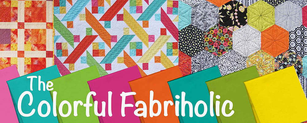 The Colorful Fabriholic