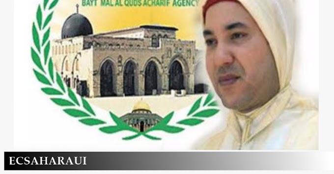 ¿Y donde está el presidente del Comité Al-Quds, el rey de Marruecos?.
