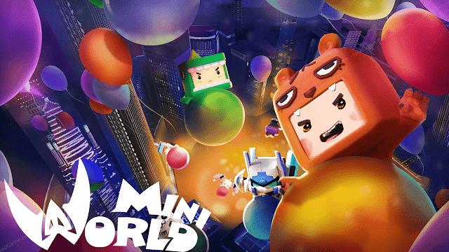 Link Download Game Mini World Block Art (Mini World Block Art Free Download)
