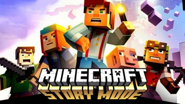 Minecraft Story Mode on Netflix