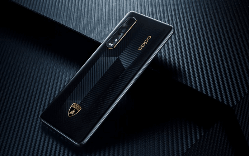 There is an OPPO Find X2 Pro Lamborghini Customized Edition
