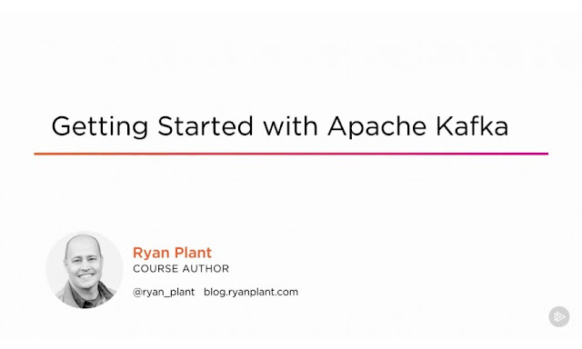 1. Getting Started with Apache Kafka course