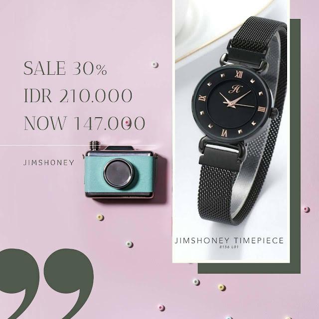 Jimshoney Timepice 8156