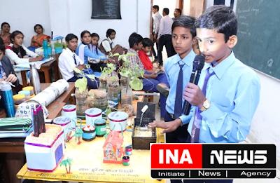 नई दिल्ली   स्कूली छात्रों में रचनात्मकता और मौलिकता के विकास के लिए 'एकलव्य'
