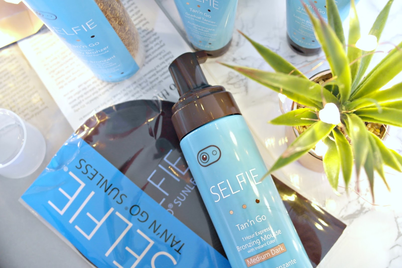 Selfie fake tan 1 hour express mousse review