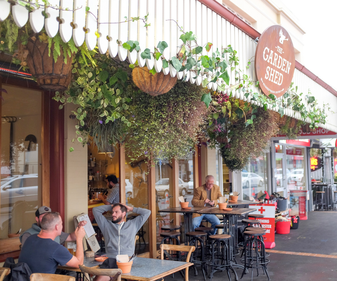 Eat Drink KL: The Garden Shed @ Auckland