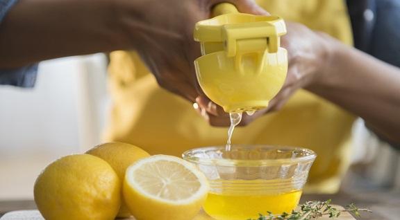 Lemon untuk alahan mengandung