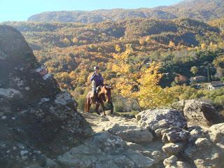 Albania, Horsexplore, riitta reissaa, ratsastusmatka