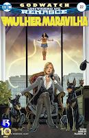 DC Renascimento: Mulher Maravilha #22