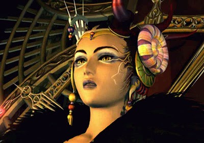 Final Fantasy VIII: Sorceress Edea Kramer