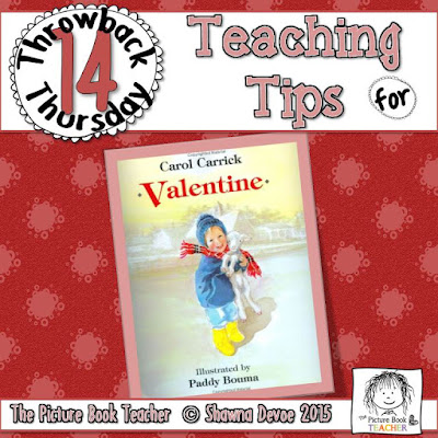Valentine Teaching Tips - TBT