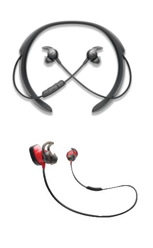 FOR THE URBAN NOMAD NEW Bose QuietControl 30 Wireless Headphones