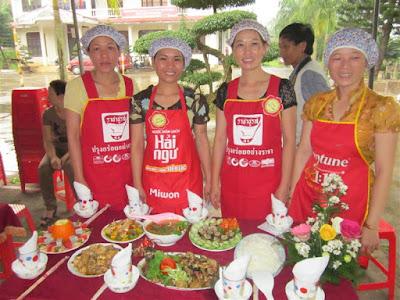 Học nấu ăn tại Thái Nguyên