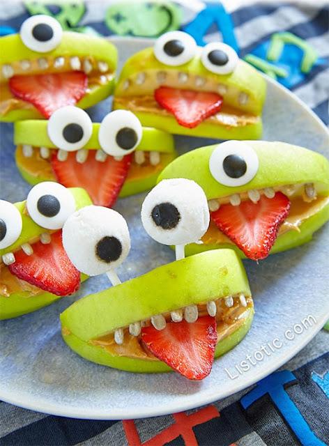 halloween food ideas for kids