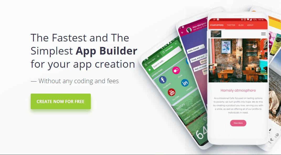 Tutorial Cara Paling Mudah Membuat Website Menjadi Apk Android Tanpa Coding