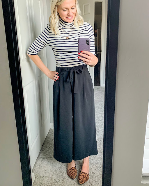Top 10 Favorite Finds of 2019- Paper bag waist pants