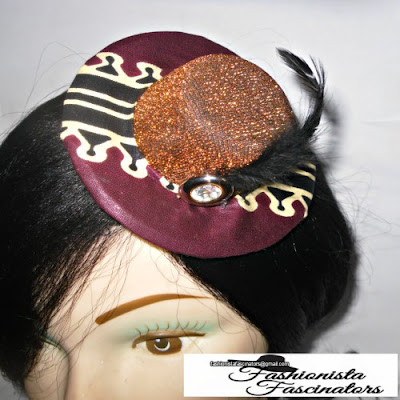 Buy party fascinator hats Nairobi Kenya