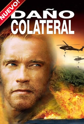 Collateral Damage 2002 DVD R1 NTSC Latino