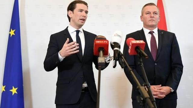 """Αυστρία: Το άδειασμα πίσω από την """"στήριξη"""""""