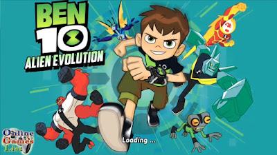 Ben 10 Alien Evolution Game