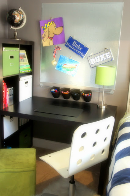 Expedit Ikea Boy's Desk