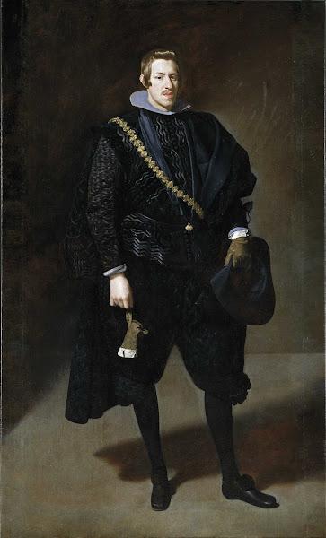 Диего Веласкес - Портрет принца Карлоса (1626-1627)