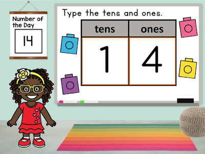 Place Value is a key part of developing a number sense