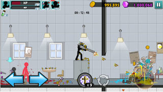 Anger of Stick 5 Mod Apk Unlimited Money v1.0.8  Gratis Terbaru