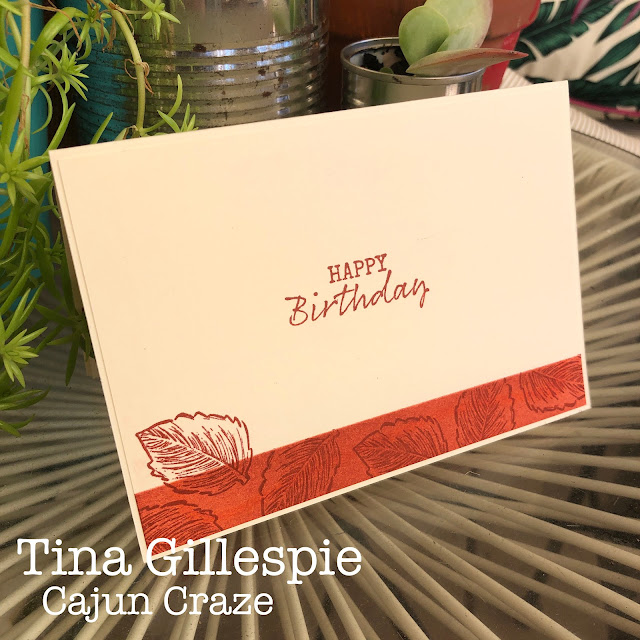 scissorspapercard, Stampin' Up!, Colour Creations, Celebrate Sunflowers, Subtle 3DEF, Seaside Notions, Masking