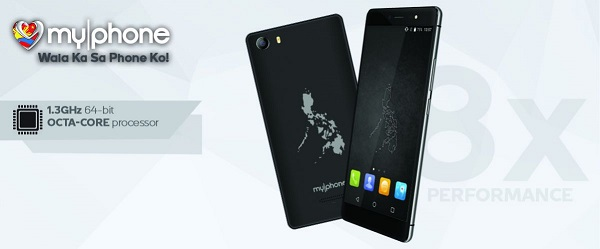MyPhone my36 Announced, Gorgeous Budget LTE Octa-Core for PHP 6,999