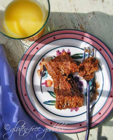 Gluten-Free Goddess Quinoa Breakfast Cake