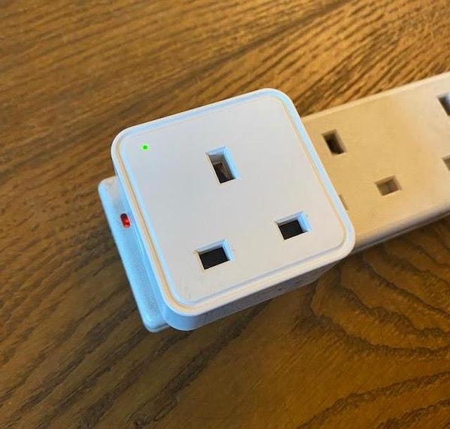 TCP Wi-Fi Smart Plug